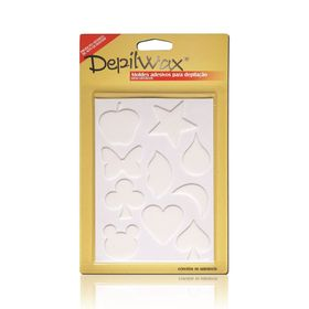 Molde-Adesivo-Depilwax-para-Depilacao-Artistica