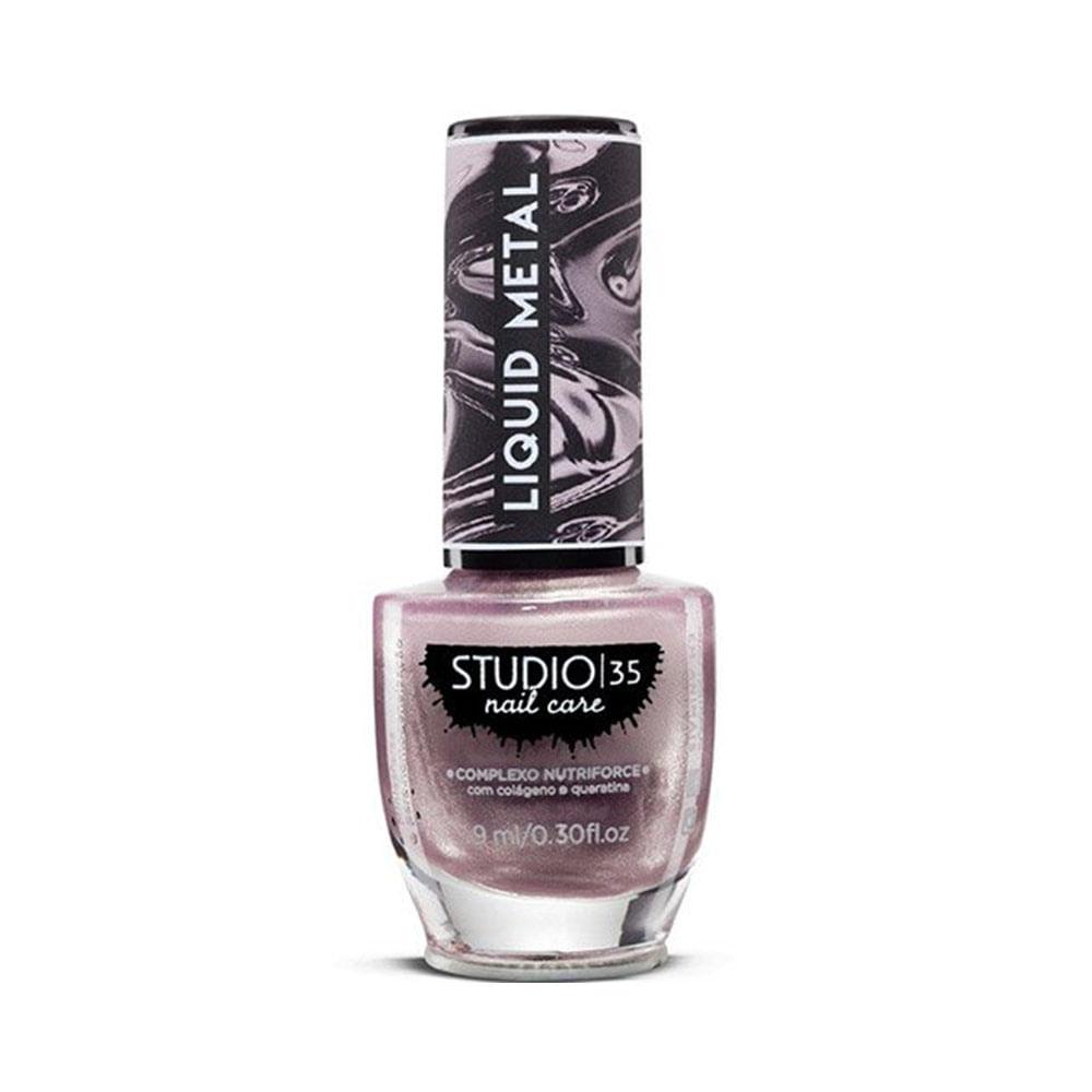 Esmalte-Studio-35-Liquido-Metal-Rosa-Espelho
