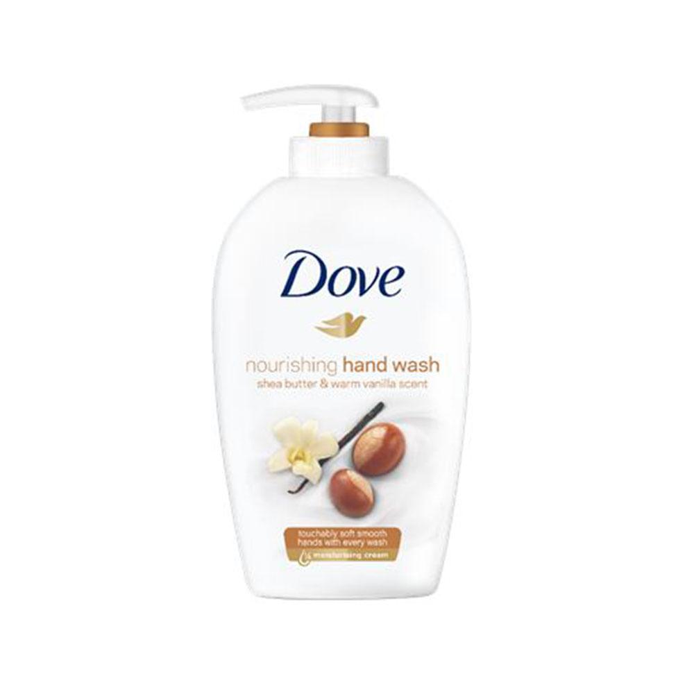 Sabonete-Liquido-Dove-Hand-Wash-Karite-e-Baunilha-250ml