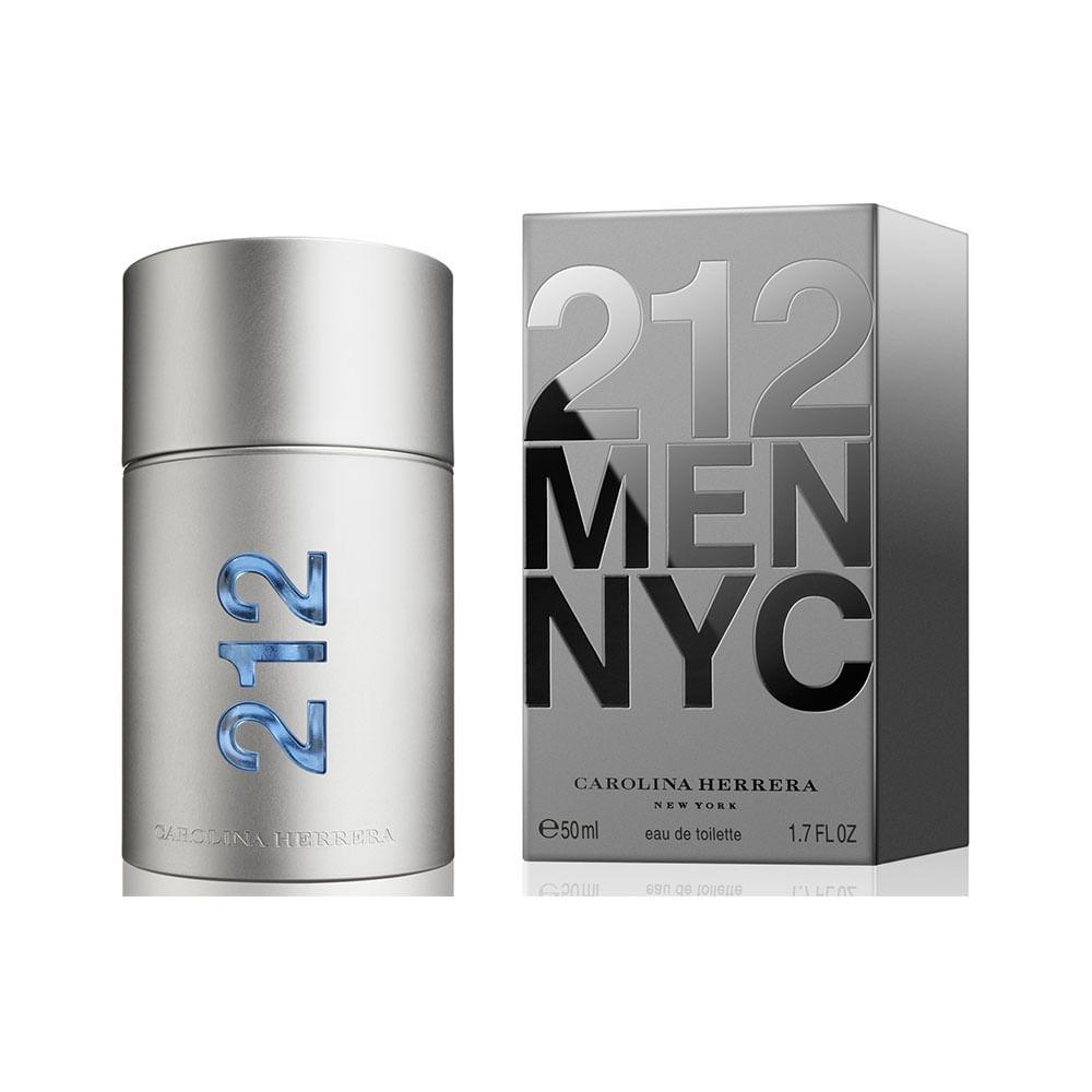 Perfume-EDT-Carolina-Herrera-212-Men-NYC-50ml