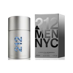 Perfume-EDT-Carolina-Herrera-212-Men-NYC-50ml