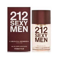 Perfume-EDT-Carolina-Herrera-212-Sexy-Men-30ml