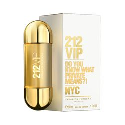 Perfume-EDP-Carolina-Herrera-212-Vip-30ml