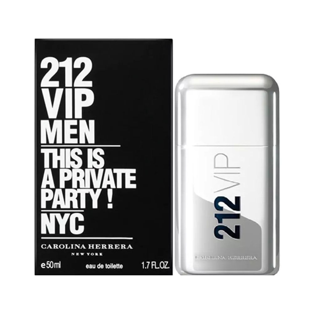 Perfume-EDT-Carolina-Herrera-212-Vip-Men-50ml