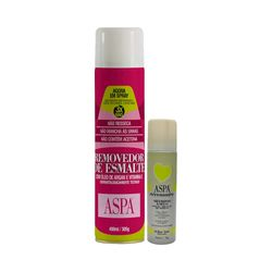 Kit-Aspa-Spray-Removedor-de-Esmalte-400ml-Gratis-Shampoo-a-Seco-Sicilian-150ml