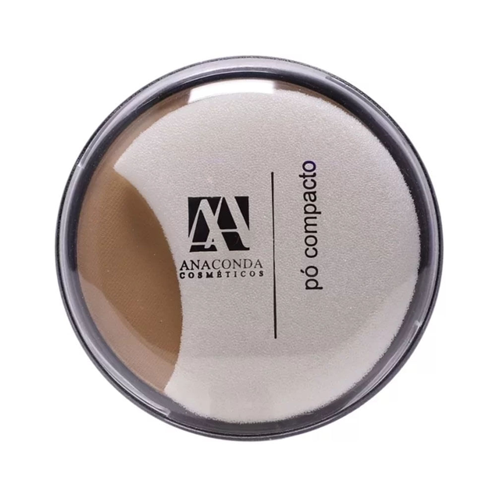 Po-Compacto-Anaconda-Areia