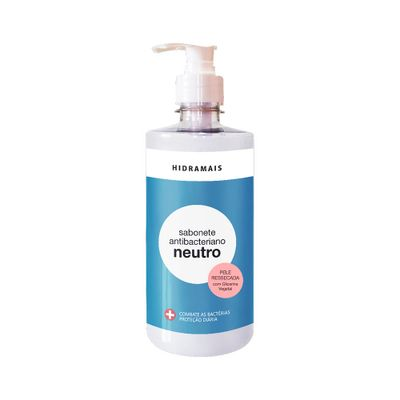 Sabonete-Liquido-Hidramais-Antibacteriano-Neutro-400ml