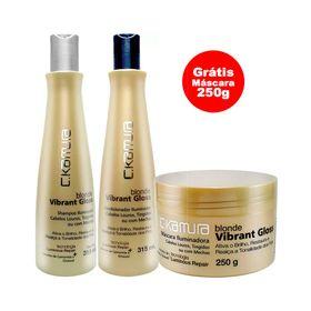 Compre-C.Kamura-Blonde-Vibrant-Gloss-Shampoo-315ml---Condicionador-315ml-Ganhe-Mascara-250g