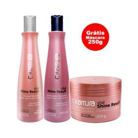 Compre-C.Kamura-Vital-Shine-Result-Shampoo-315ml---Condicionador-315ml-Ganhe-Mascara-250g