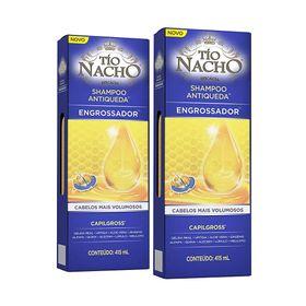 Kit-Shampoo-Tio-Nacho-Antiqueda-Engrossador-415ml-50--De-Desconto-na-Segunda-Unidade