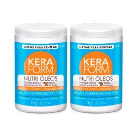 Kit-Creme-Para-Pentear-Keraform-Nutri-Oleos-1000g-com-50--de-desconto-na-2ª-Unidade-27647