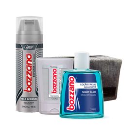 Kit-Bozzano-Espuma-Para-Barbear---Balsamo-Pos-Barba---Locao-Agua-Nova-Nigth-Blue-Pele-Sensivel-27756