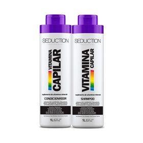 Kit-Shampoo---Condicionador-1L-Seduction-Vitamina-Capilar2