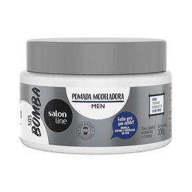 Pomada-Modeladora-Salon-Line-S.O.S-Bomba-Men-300g-39446.00