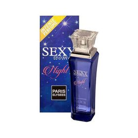 218aac696 Sexy Woman Night Eau De Toilette Paris Elysees - Perfume Feminino.