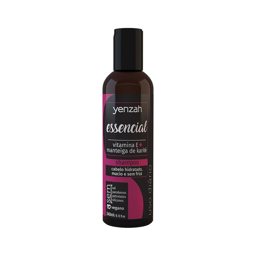 Shampoo-Yenzah-Essencial-240ml