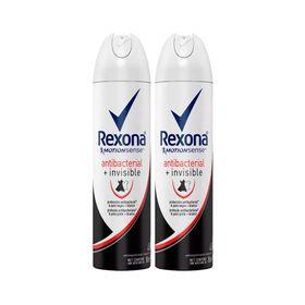 Kit-Desodorante-Rexona-Aerosol-Feminino-Antibacterial-Invisible-com-50--de-desconto-na-2ª-Unidade-28259