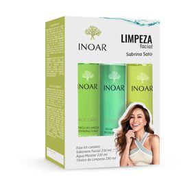 Kit-Limpeza-Facial-Inoar-Sabonete-Facial-230ml---Agua-Micelar-230ml---Tonico-de-Limpeza-230ml-21805.00