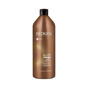 Shampoo-Redken-All-Soft-Mega-1000ml-56693.00
