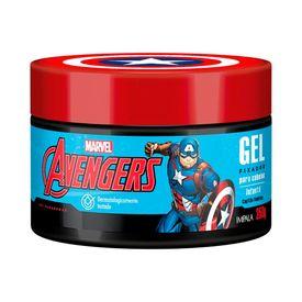 Gel-Fixador-Impala-Infantil-Avengers-Capitao-America-250gr
