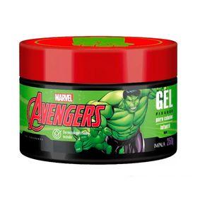 Gel-Fixador-Impala-Infantil-Avengers-Hulk-250gr