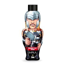 Shampoo-Impala-Avangers-2X1-Thor-250ml