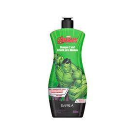 Shampoo-Impala-Avengers-2X1-Hulk-400ml