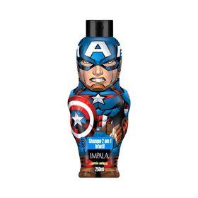 Shampoo-Impala-Avangers-2X1-Capitao-America-250ml-36558.03