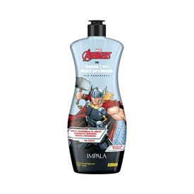 Shampoo-Impala-Avangers-2X1-400Ml-Thor-36559.02