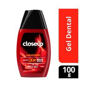 Gel-Dental-Close-Up-Liquifresh-Red-Hot---100g
