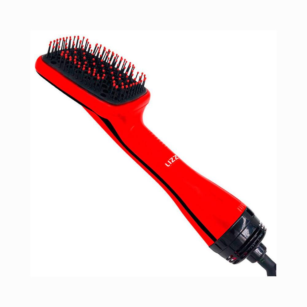 Escova-Secadora-Lizz-Allure-Vermelha-127v