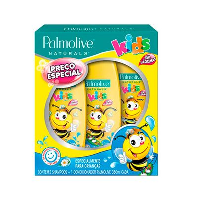 Kit-Palmolive-Kids-Shampoo---Condicionador-350ml