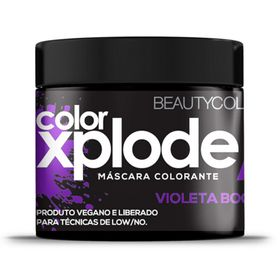 Mascara-Beauty-Color-Xplode-Violeta-Boom-300g