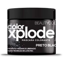 Mascara-Beauty-Color-Xplode-Preto-Blackout-300g