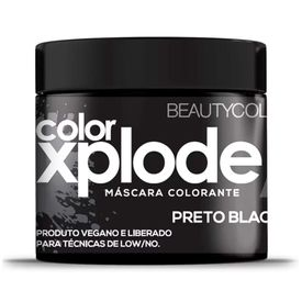 Mascara-Beauty-Color-Xplode-Preto-Blackout-300g