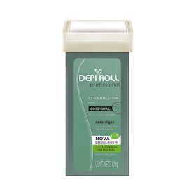 Cera-Depi-Roll-Refil-Algas-Verde-100g-10512.04