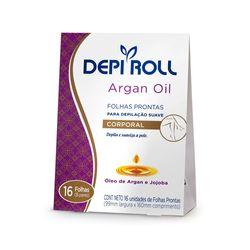 Folhas-Prontas-Corporal-Depi-Roll-Argan-e-Jojoba-c16un