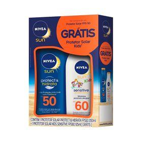 Kit-Protetor-Solar-Nivea-Sun-FPS-50-200ml-Gratis-Protetor-Solar-Kids-FPS-60-125ml-21881.00