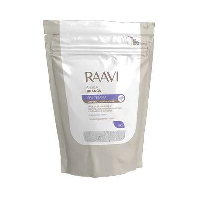 Argila-Raavi-Corporal-e-Facial-Branca-400g-7898212282887