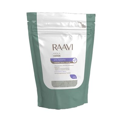 Argila-Raavi-Corporal-e-Facial-Verde-400g-32627.03