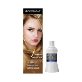 Kit-Coloracao-Beauty-Color-9.0-Louro-Muito-Claro-Gratis-Agua-Oxigenada-Cremosa-20-Volumes-67ml-29031
