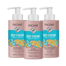 Kit-Inoar-Shampoo---Condicionador-Gratis-Creme-de-Pentear-Meu-Cacho-Meu-Crush-400ml-29708