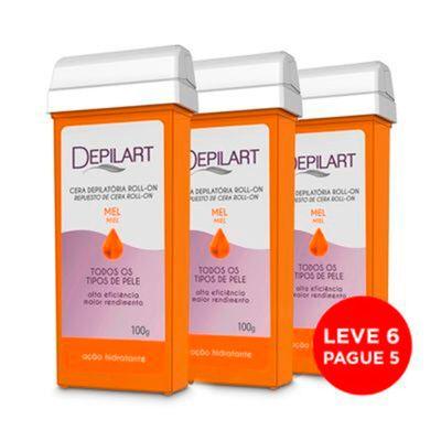 Leve-6-Pague-5-Cera-Depilart-Refil-Mel-100g