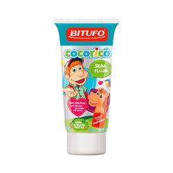 Gel-Dental-Bitufo-Cocorico-Morango-Sem-Fluor-90g