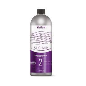Realinhamento-Capilar-Silk-Hair-Vitaderm-1000ml