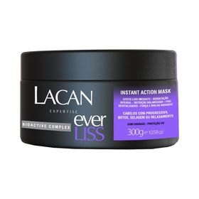 d8aa4f369a844 Máscara Ever Liss Lacan Instant Action Expertise 300g