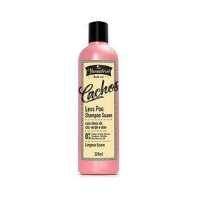 Shampoo-Yamasterol-Less-Poo-Cachos-320ml