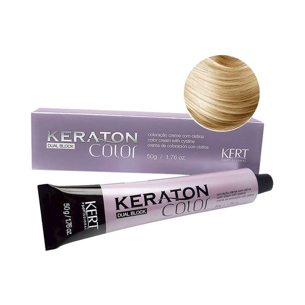 Coloracao-Keraton-Dual-Block-10.0-Louro-Clarissimo-10800.18