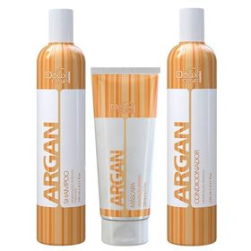 Kit-Shampoo---Condicionador---Mascara-Argan-Effects-Doux-Clair