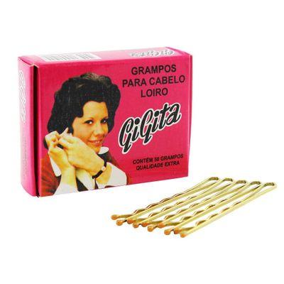 Grampo-Gigita-Nº05-Loiro-50-Unidades